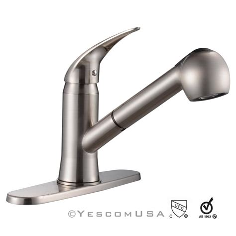 pull out kitchen mixer sink tap replacement spray pull out spray kitchen faucet swivel spout sink single 9946