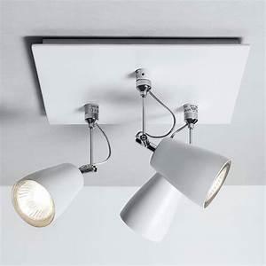 Ceiling, Spotlights