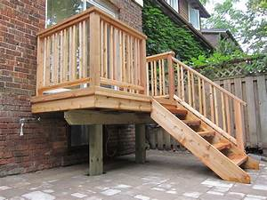 Small Deck Done By Bbg