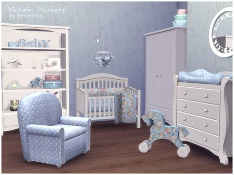 Severinka's Victoria Nursery