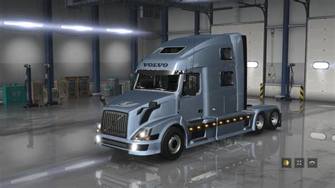 volvo 870 truck volvo vnl 780 truck shop v3 0 1 27 x download game mods