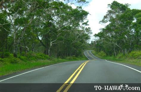 saddle road hawaii route  big island