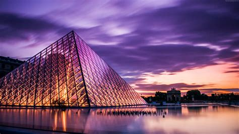 Photo Collection The Louvre Museum Wallpapers