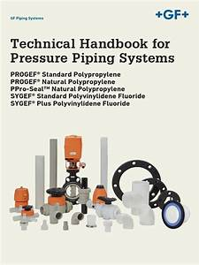 Technical Handbook For Pressure Piping Systems
