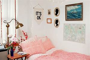 Ideas for decorating dorm rooms courtesy of the