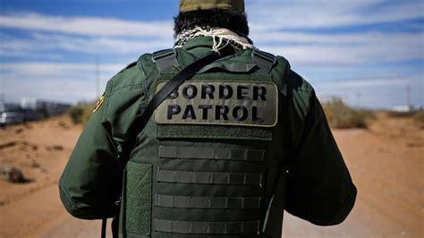 confessions    border patrol agent gq