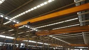 10 Ton Single Beam Overhead Crane