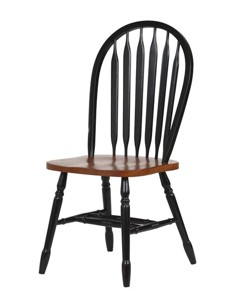 counter height kitchen sets sunset trading 38 arrowback rta dining chair in antique