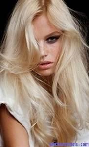 Platinum Blonde Hair Last Hair Models Hair Styles