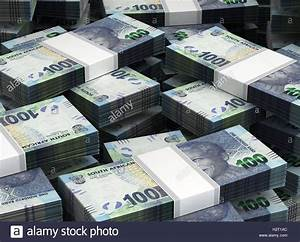 Stack of South African Rand Stock Photo, Royalty Free ...