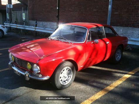 Alfa Romeo Gtv 2000 1972