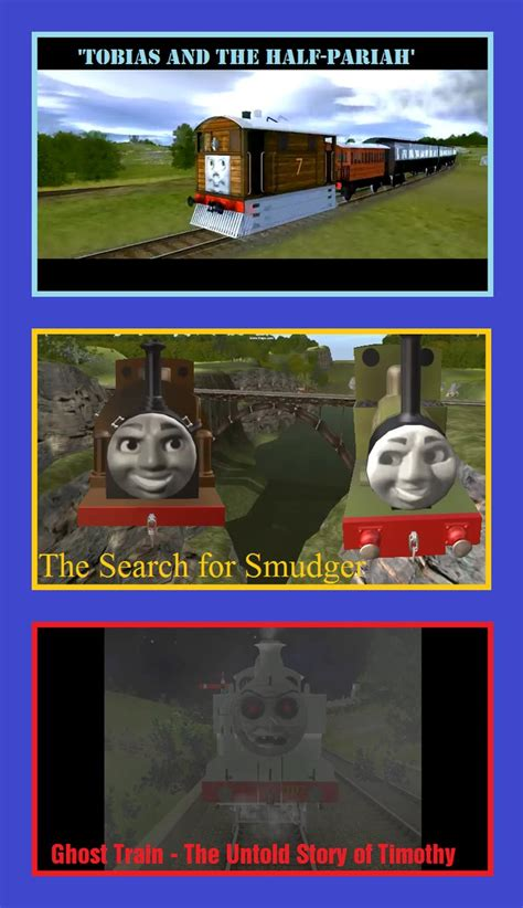 3 most favortie fan made by trainman3985 on