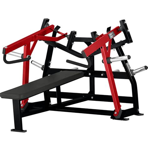Hammer Strength Plateloaded Isolateral Horizontal Bench