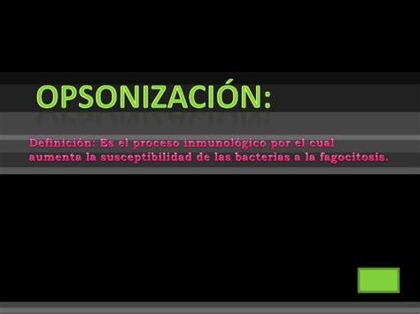 opsonizacion