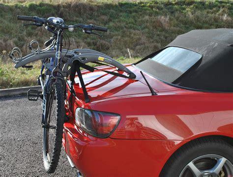 bicycle car racks honda s2000 bike rack holds 2 bikes modern arc design
