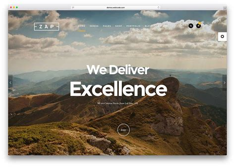 top free photography website templates top 34 html5 photography website templates 2018 colorlib