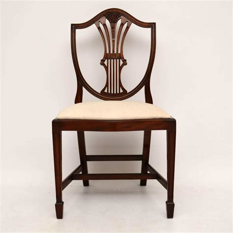antique dining chairs antiques atlas set of 8 antique georgian style dining chairs 1268