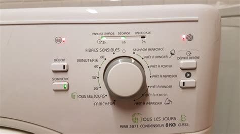 seche linge laden amb3871 s 232 che linge s 232 che linge laden amb3871 voyants rouges clignotent apr 232 s changement de la