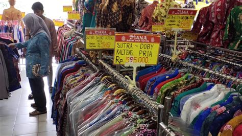 But did you check ebay? Suasana toko diana palangka raya menjual baju batik khas ...