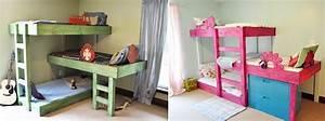 Kinderbetten Selber Bauen : kinderbett selber bauen mit bauplan ~ Lizthompson.info Haus und Dekorationen