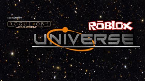 robloxs universe event sponsored  rogue  roblox blog
