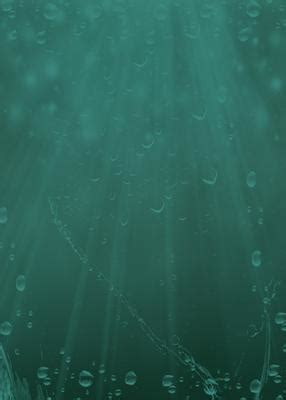 Sea Green Under Water Effect Backing Paper CUP330243