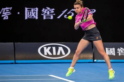 Simona Halep vs Kaia Kanepi 2019 Australian Open Highlights - YouTube