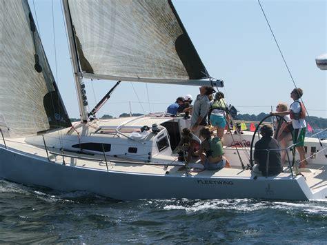 J Boats Sailing School by Big Boat Sailing Joecoopersailing