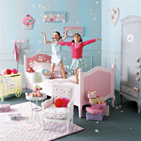 chambre fille maison du monde chambre d 39 enfant 18 ambiances chez maisons du monde pour