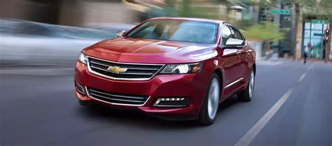 chevrolet impala chevy ltz ss premier door specs v6 interior specification changes options inside sedan specifications motortrend coupe end rumor