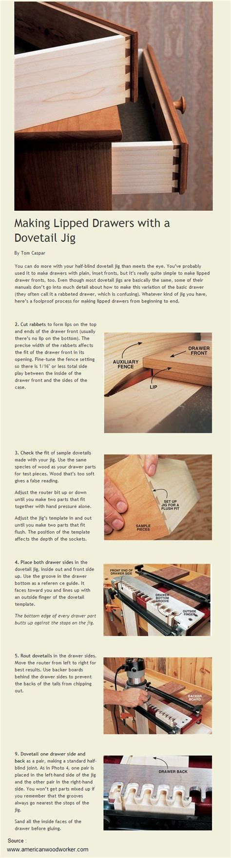 dove tail  box joints images  pinterest