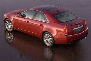 2008 Cadillac Cts Reviews  Specs And Prices