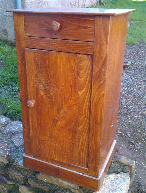 ancienne table de chevet transform 233 e en petit meuble t 233 l 233 la chronique authentique le