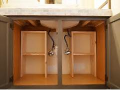 Making A Bathroom Wall Cabinet by A Step By Step Guide For Creating Storage Under The Sink Organization Ideas