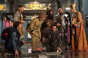 "Movie Review: ""Night at the Museum: Secret of the Tomb ..."