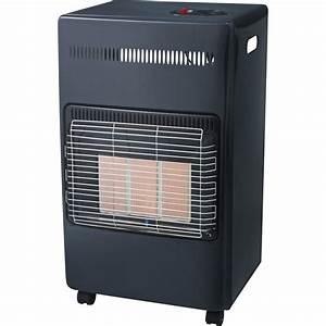 Chauffage Gaz Intérieur : chauffage gaz infrarouge eno ir 4200 4 2 kw leroy ~ Premium-room.com Idées de Décoration