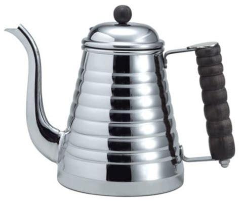 kettle kalita coffee wave pour gooseneck stainless steel amazon kettles tea handle pot wishlist purposes pours sufficient suitable capacity stylish