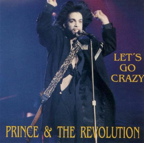 prince   revolution lets  crazy cd unofficial