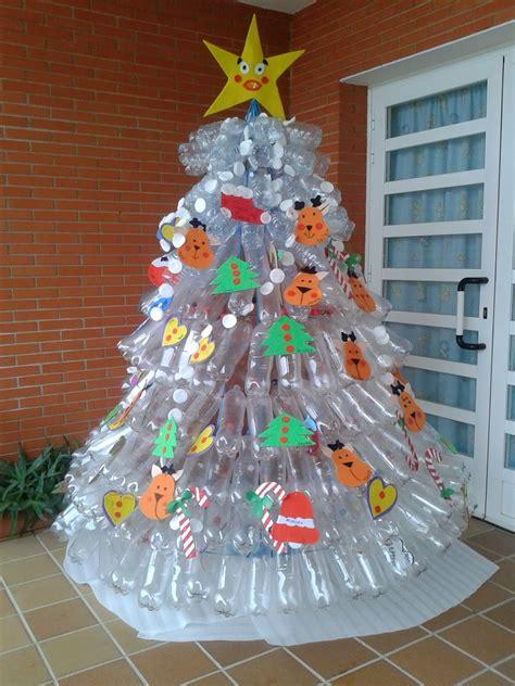 josanprimariaef 193 rbol de navidad reciclado