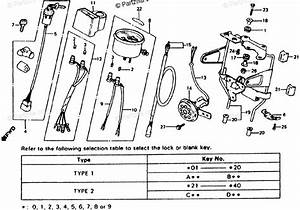 Honda Motorcycle 1980 Oem Parts Diagram For Instruments
