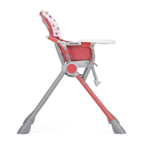chaise haute compacte chaise haute bébé pocket meal de chicco sur allobébé