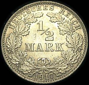 Eby De : germany the german empire german 1917a silver half mark coin ww1 rare coin ebay ~ Orissabook.com Haus und Dekorationen