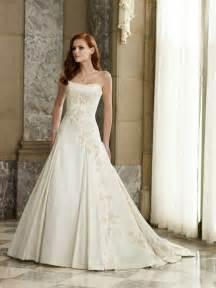 wedding dresses ivory buy cheap a line embroidery satin bodice designer affordable ivory wedding dress