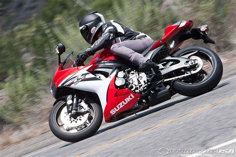Suzuki Motorcycles Usa by 2013 Suzuki Gsx R600 Supersport Shootout Photos