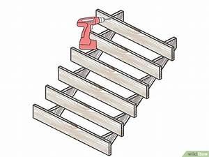 Treppenwangen Holz Aussen : c mo construir escaleras 21 pasos con fotos wikihow ~ Articles-book.com Haus und Dekorationen
