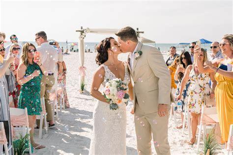 Tampa Bay Destination Wedding and Florida Beach Wedding