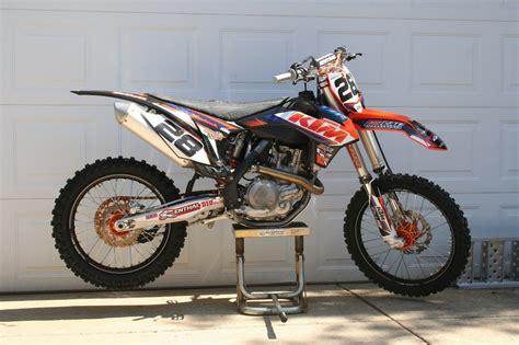ktm  sxf cadpro motocross pictures vital mx