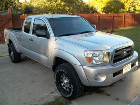 2005 Tacoma Prerunner by Sell Used 2005 Toyota Tacoma Prerunner V6 Sr5 In Pleasant