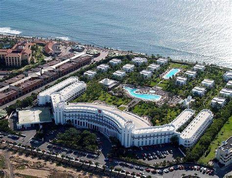 Hotel RIU Palace Meloneras (+ villas) in Maspalomas Spanje