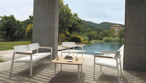 canapé mise en demeure banquette terrasse design
